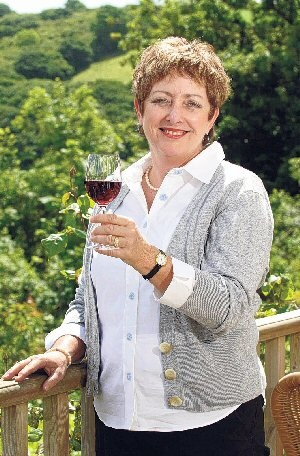 Jane Hunter of Hunter Wines