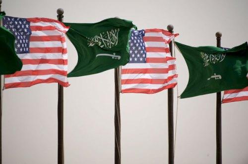 U.S.-SaudiArabiaFlags