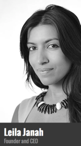 Leila Janah, Founder and CEO, Samasource