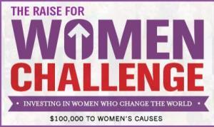 TheRaiseForWomenChallenge