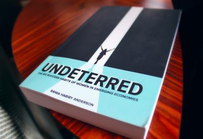UndeterredBook