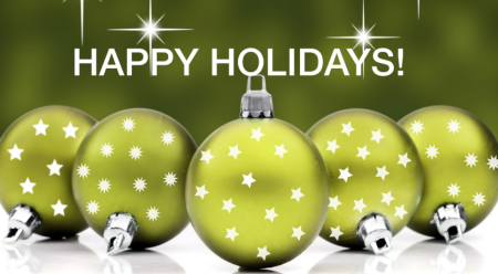 Happy Holidays from WEGG!