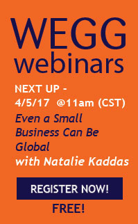 Register for next WEGG webinar!
