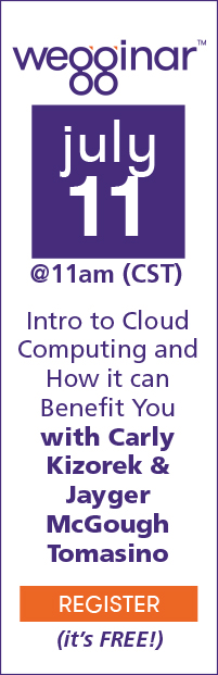 Next Up: Intro to Cloud Computing on July 11