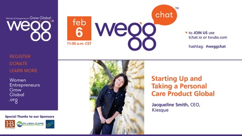 weggChat with Jacqueline Smith